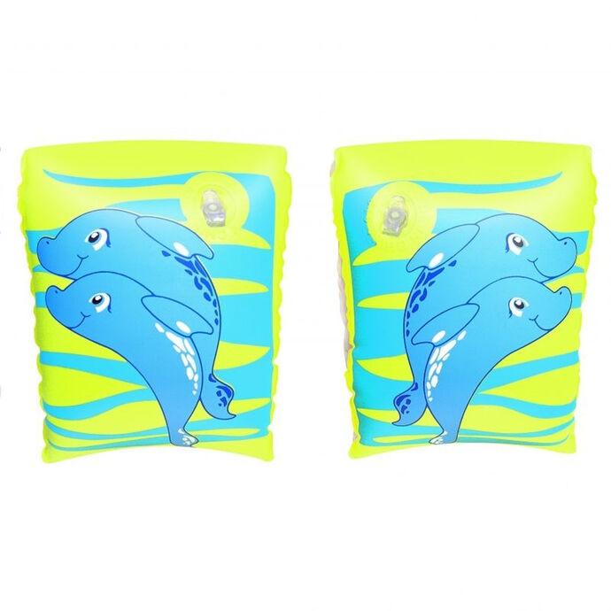 imagem do produto  Boia de braço Golfinho 23X15   - Bel