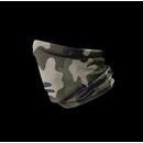 imagem do produto  Bandana Tubular Multiuso Respirável com proteção Solar UV Camuflado Verde  - Mundo Terra