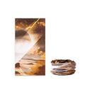 imagem do produto  Bandana Tubular Multiuso Respirável Com Proteção Solar UV Cool Celestial Body - Naturehike