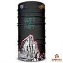 imagem do produto  Bandana Tubular Multiuso Respirável Com Proteção Solar Uv Fitz Roy - Mundo Terra