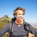 imagem do produto  Bandana Tubular Multiuso Respirável Com Proteção Solar UV Sunset Glow - Naturehike
