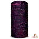 imagem do produto  Bandana Tubular Multiuso Respirável Com Proteção Solar Uv Topo Sunset - Mundo Terra