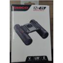 imagem do produto  Binóculo Compact 12x 25mm Cod.178125 - Tasco