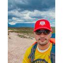 imagem do produto  Boné Trekking Logo MT - Mundo Terra