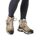 imagem do produto  Bota Quest Element GTX Feminina ideal para Montanhismo e Trekking - Salomon