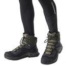 imagem do produto  Bota Quest Element GTX Masculina ideal para Montanhismo e Trekking - Salomon
