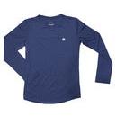 imagem do produto  Camiseta Shield III Tecido Poliamida UV Bacteriostático MT Manga Longa Feminina  - Mundo Terra