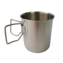 imagem do produto  Caneca Compacta Nox em Aço Inox - Echolife