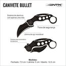 imagem do produto  Canivete Bullet - NTK Nautika