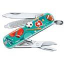 imagem do produto  Canivete Suiço Classic SD Sports World - Edição Limitada 2020 - Victorinox