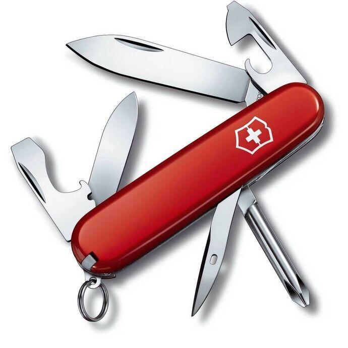 imagem do produto Canivete Suiço Tinker 12F Vermelho    - Victorinox