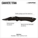 imagem do produto  Canivete Titan - NTK Nautika