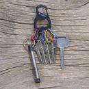 imagem do produto  Chaveiro Organizador com Abridor de Garrafa - KeyRack+ S-Biner - Niteize