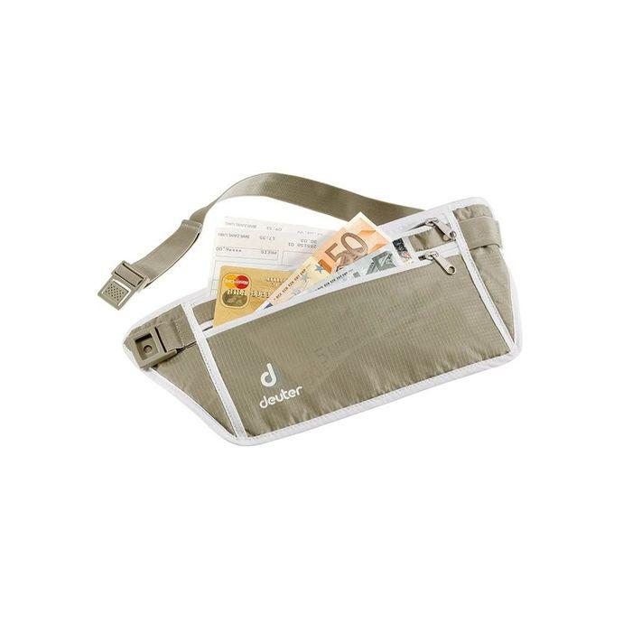 imagem do produto Cinto ou pochete para carregar dinheiro ou documentos em viagens Security Money Belt  - Deuter