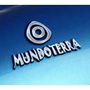 imagem do produto  Cromo Adesivo Auto Colante Logo Mundo Terra  - Mundo Terra