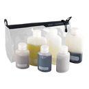 imagem do produto  Estojo com frascos para necessarire Clear Ziptop Pouch - Sea To Summit