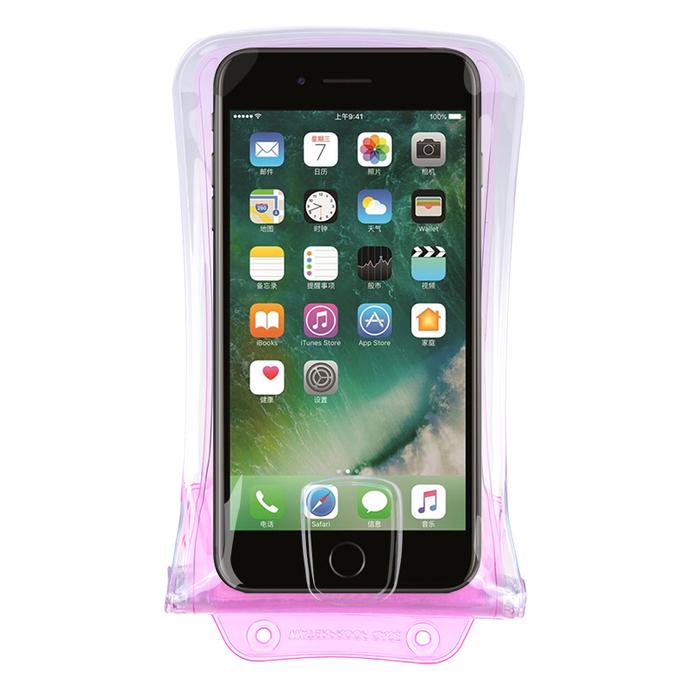 imagem do produto Capa submersível a prova d'água até 10 metros para Smartphones até 5,7 polegadas WP-C2Si - BHX
