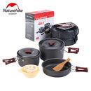 imagem do produto  Kit de Panelas Camping Cook com Frigideira - Naturehike