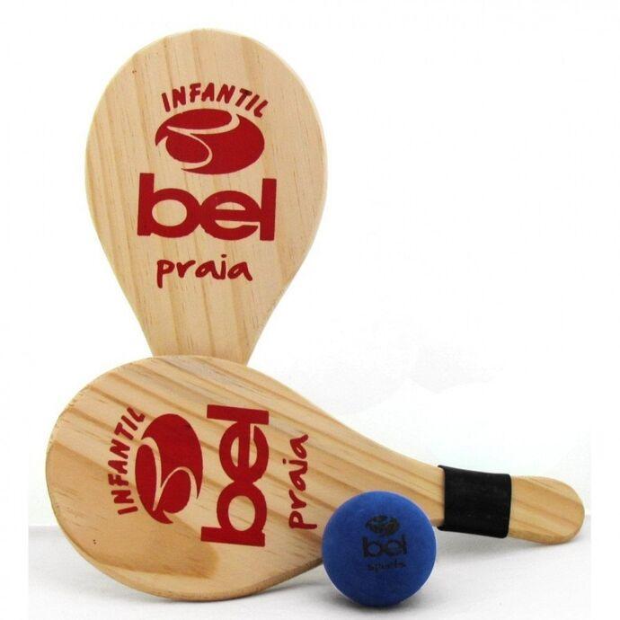 imagem do produto Kit Frescobol Infantil         - Bel