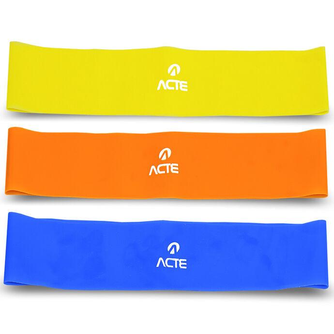 imagem do produto Kit Mini Bands                 - Acte Sports