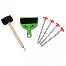 imagem do produto  Kit para Fixação e Limpeza de Barracas de Camping Tent Cleaner - Echolife