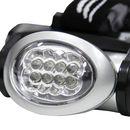 imagem do produto  Lanterna de Cabeça Turbo Led - NTK Nautika