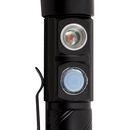 imagem do produto  Lanterna de mão Clip compacta leve e recarregável por USB - Guepardo