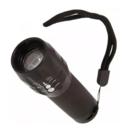 imagem do produto  Lanterna Tática Premium com Ajuste de Foco muito Resistente - Guepardo