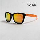 imagem do produto  Óculos de Sol Polarizado UV400 Laranja Mecânica  - Yopp