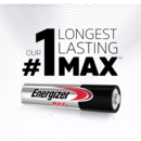 imagem do produto  Pilhas Energizer Max AAA6 com 6 unidades - Energizer