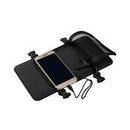 imagem do produto  Placa Flexível Célula de Energia Solar Portátil com orifícios para fixação 6.5W 5V  - PV Light