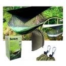 imagem do produto  Rede de Dormir com Mosquiteiro e Toldo para Selva Surara - Echolife