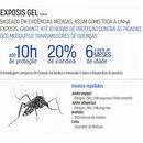 imagem do produto  Repelente Gel Infantil com até 10Hrs de Proteção a base de Icaridina 100ml    - Exposis