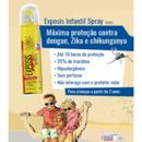 imagem do produto  Repelente Spray Infantil com até 10Hrs de Proteção a base de Icaridina 100ml    - Exposis