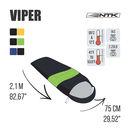 imagem do produto  Saco de Dormir Viper +12°C a +5°C - NTK Nautika