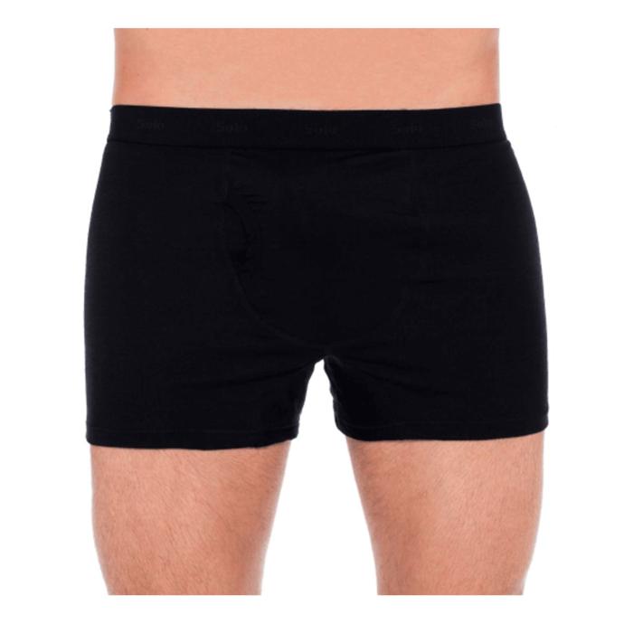 imagem do produto Shorts Cueca Essential Lã de Merino Masculino - Solo