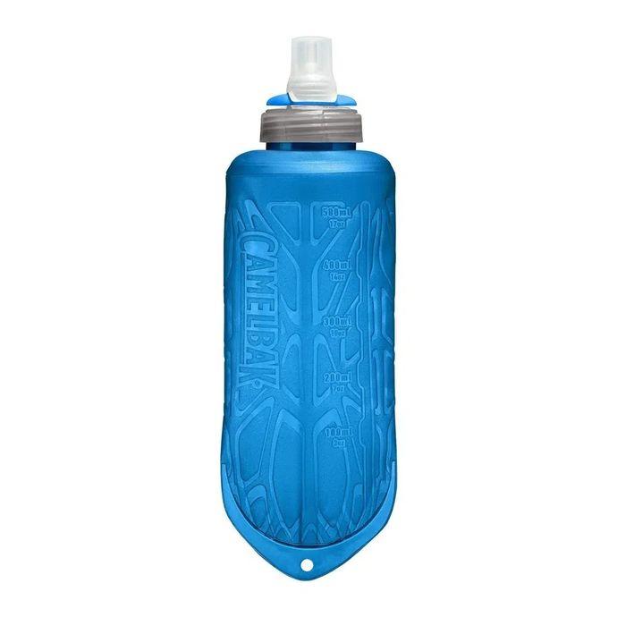 imagem do produto Garrafa Softflask Maleável Dobrável Flexível Quick Stow Flask 500ml - Camelbak