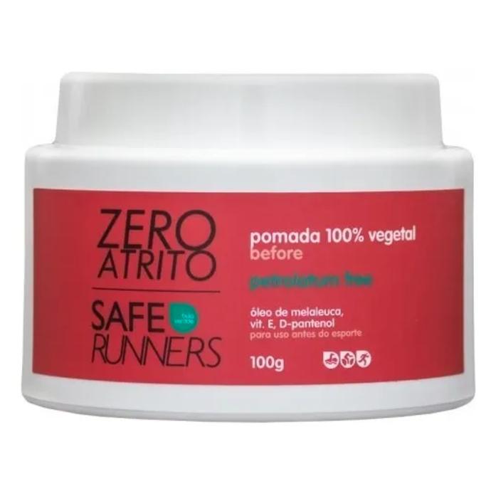 imagem do produto Pomada Protetora Anti Assaduras e Atrito 100% vegetal  - Safe Runners