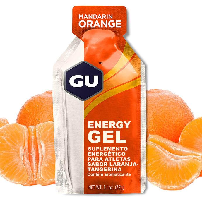 imagem do produto Gu Energy Gel Tangerina e Laranja Sachê Unitário 32 gramas - Gu Energy