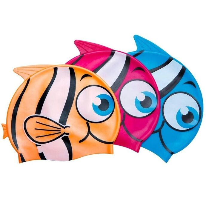 imagem do produto Touca de natação infantil   - Bel